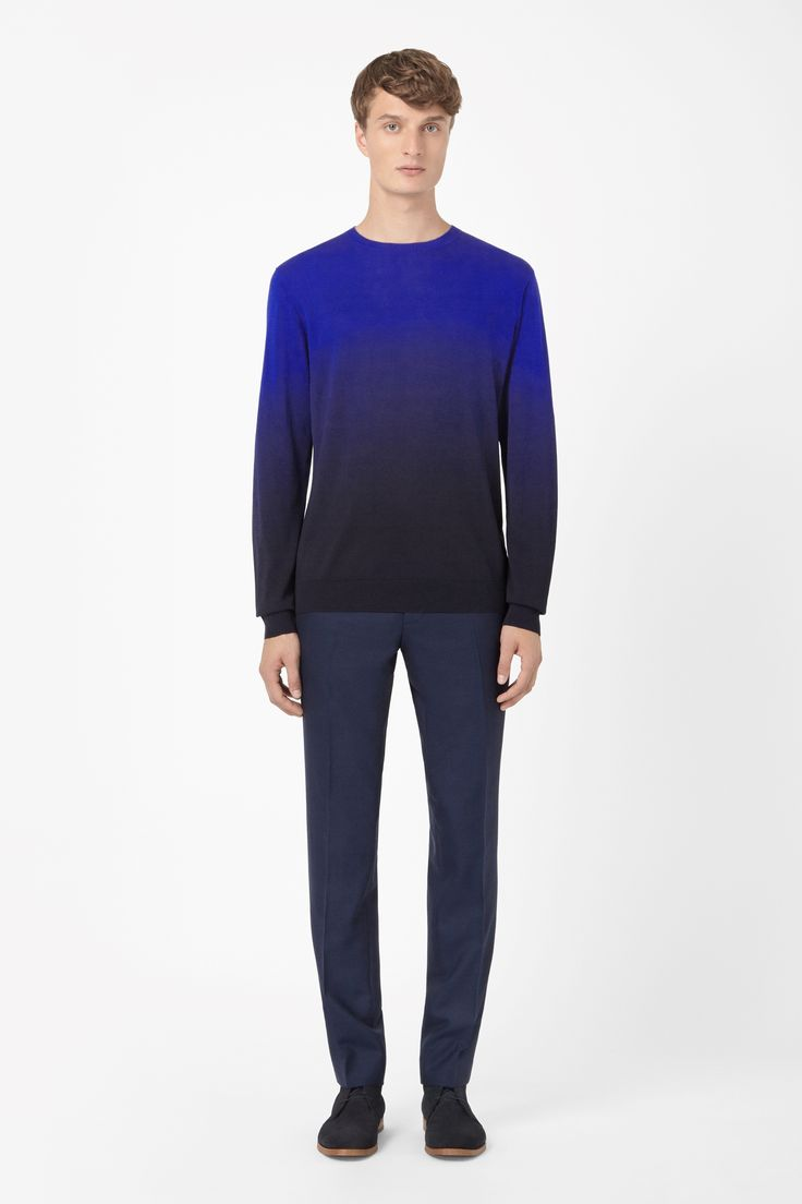 Gradient effect jumper