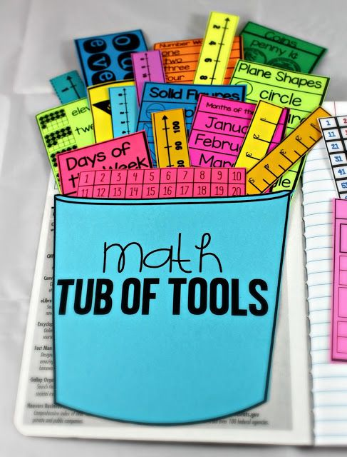 https://www.teacherspayteachers.com/Product/Math-Tools-1906332