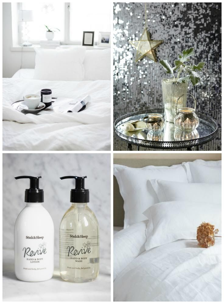 Pure bedroom elegance