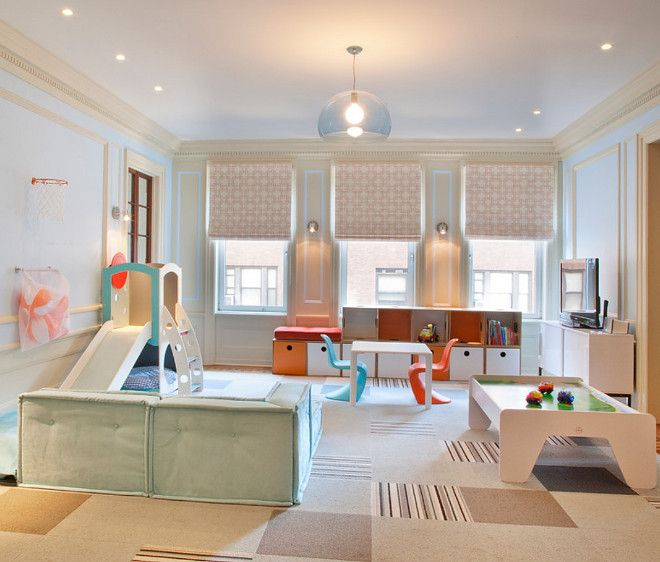 Contemporary Kids Room: 17 Best Ideas About Modern Playroom On Pinterest
