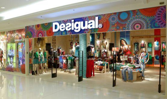 Nueva tienda Desigual en Brasil | Desigual Blog: Atypical since 1984