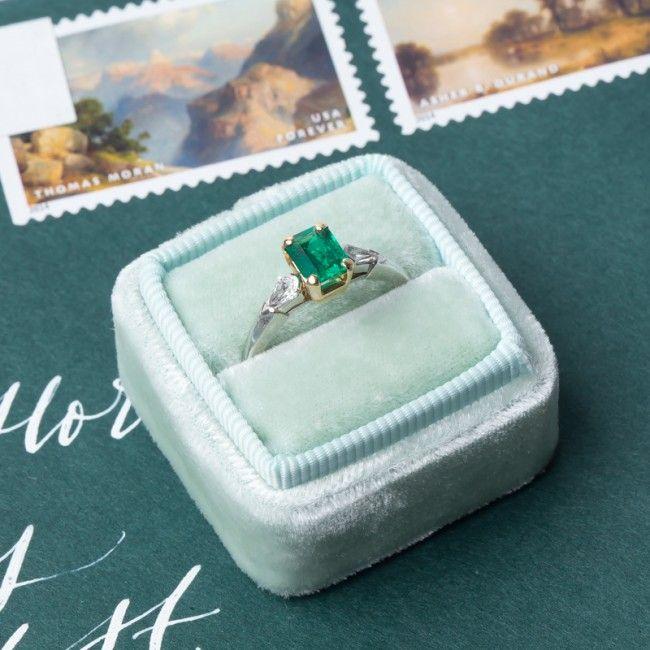 Anillos de compromiso. Inspírate con bodatotal.com/ boda-anillos-wedding-ring-engagement