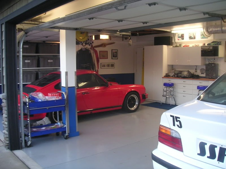 garage interiors joy studio design gallery best design. Black Bedroom Furniture Sets. Home Design Ideas