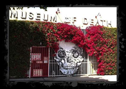 Museum Info | Museum of Death in Hollywood @giuliannazolnie I found another place we need to see