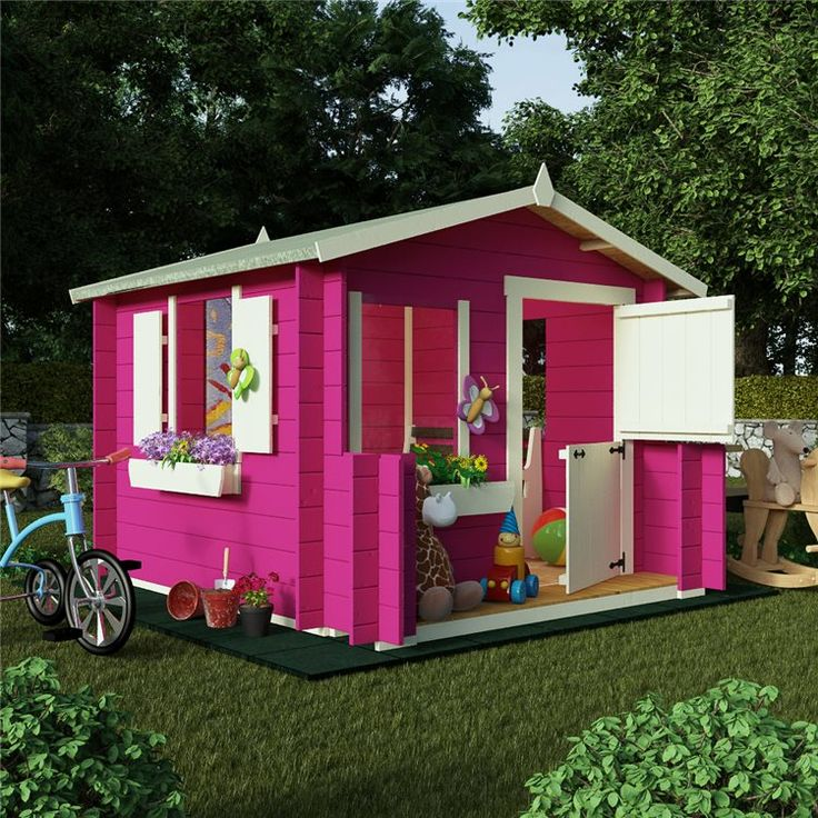 25 best ideas about little tikes log cabin on pinterest for Kids outdoor playhouse