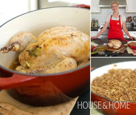 Anna Olson's Fall Supper Favourites | House & Home