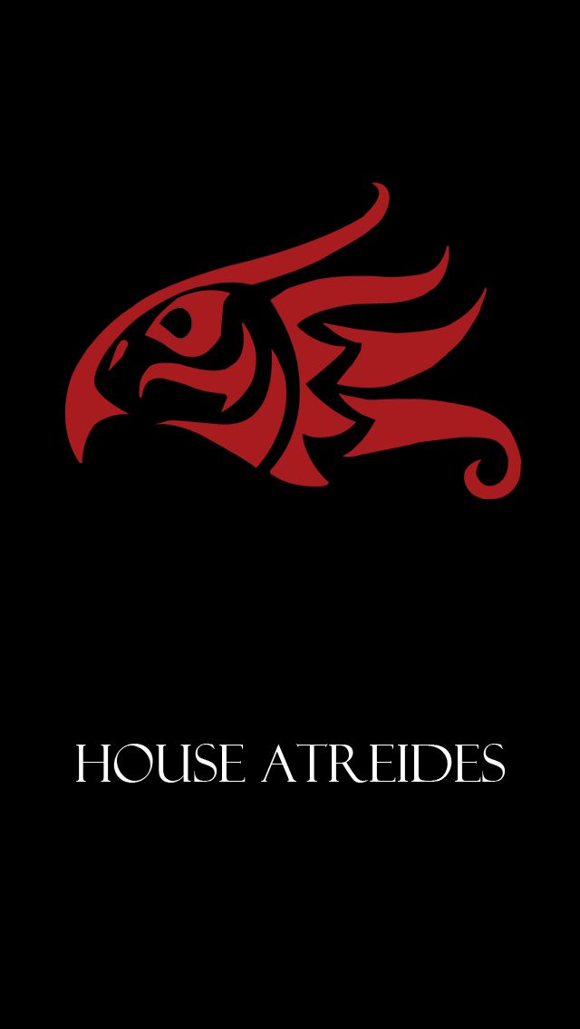 House Atreides by Beror.deviantart.com on @DeviantArt