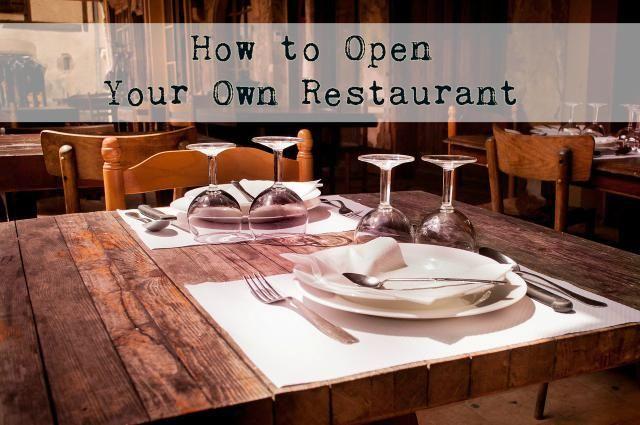 start a restaurant - understand restaurant concepts, menu trends and local foods