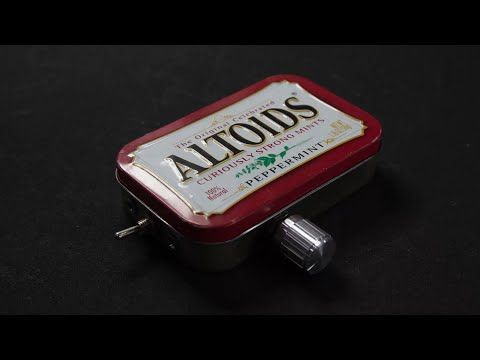 Build Cmoy Headphone Amplifier: Quick Step by Step - YouTube