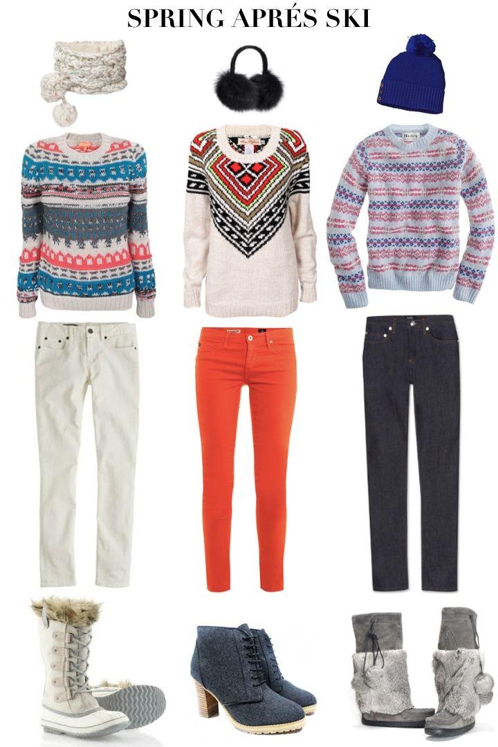 Best 25+ Apres ski outfits ideas on Pinterest | Apres ski fashion Apres ski boots and Ski wear