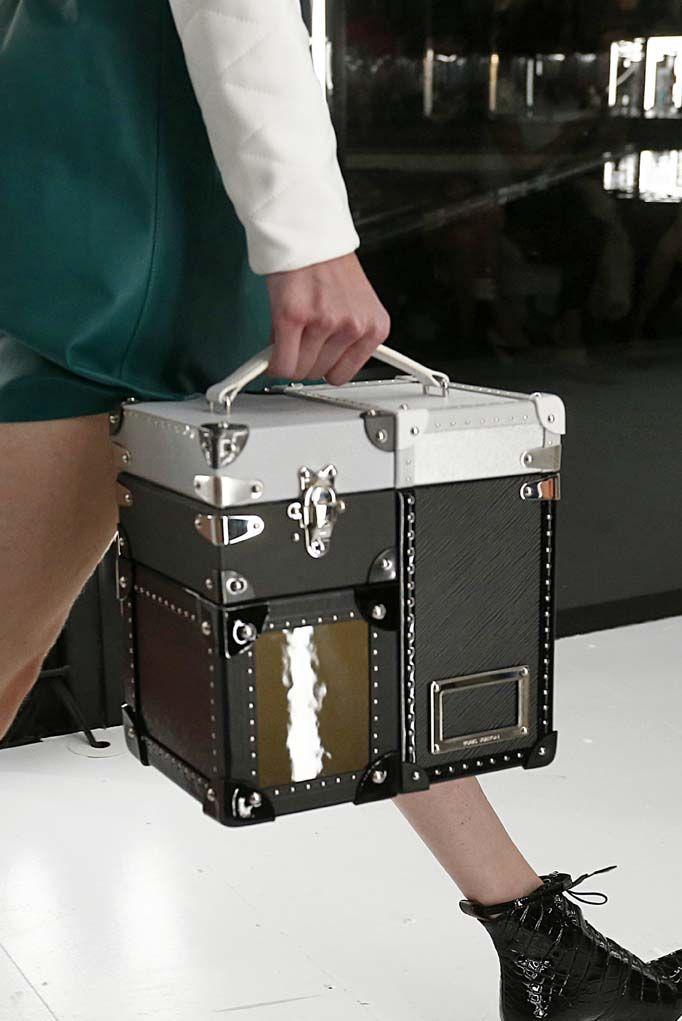 Handbag Trends Paris Fashion Week