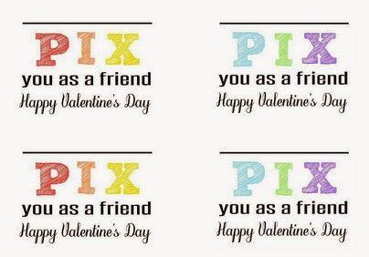 Pixy Stix Valentine | Crafting in the Rain
