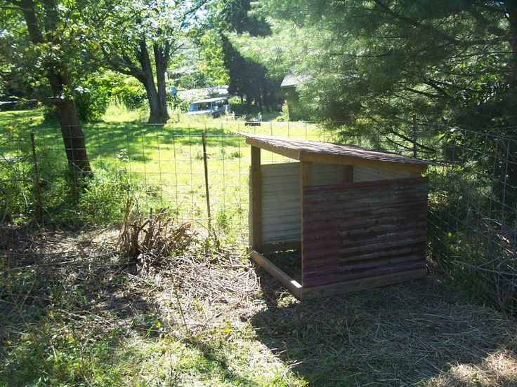 Metal Goat Shelters : Images about farm goat shelters on pinterest
