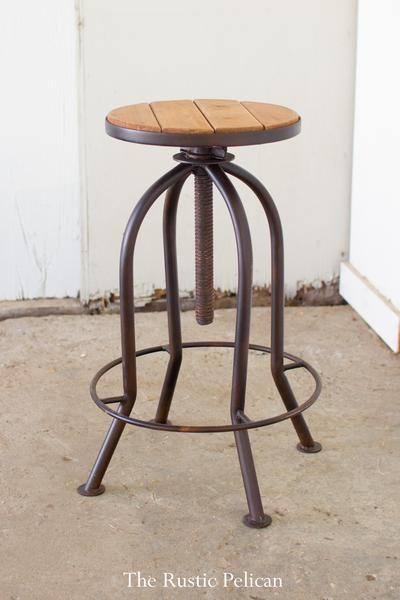 Strange Rustic Bar Stools In 2019 Home Decor Adjustable Bar Beatyapartments Chair Design Images Beatyapartmentscom