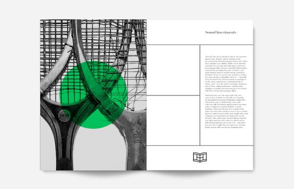 Russian Tennis Academy by Maksim Arbuzov, via Behance