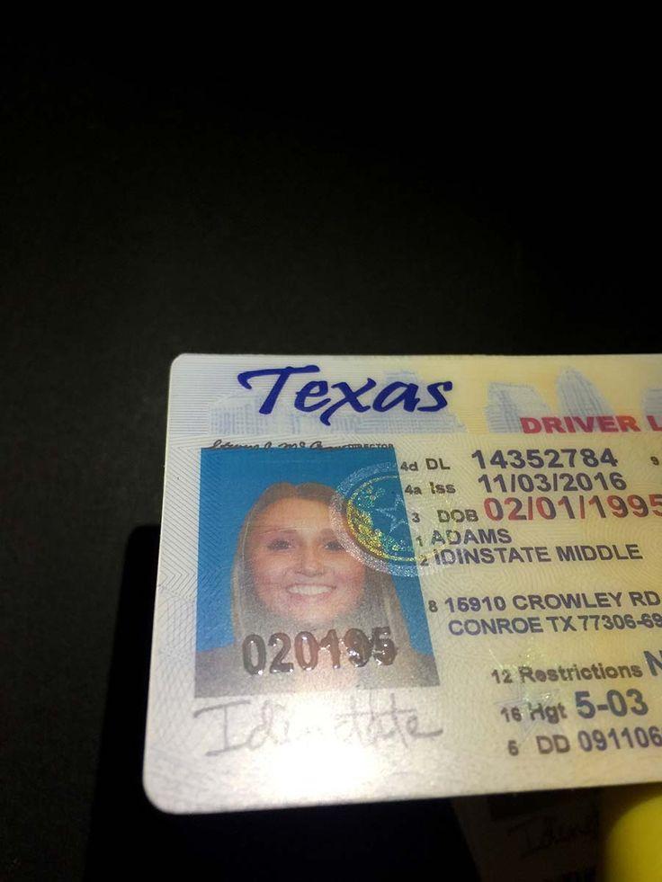 Best texas fake idfake id texas debit card design visa