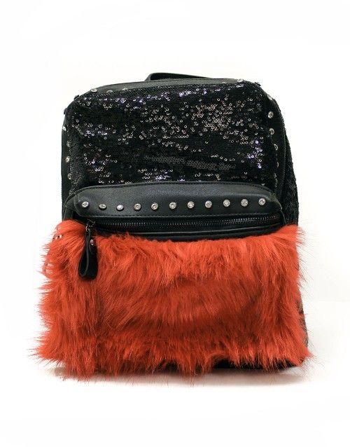 Τσάντα σακίδιο πλάτης - Πορτοκαλί 34,99 €