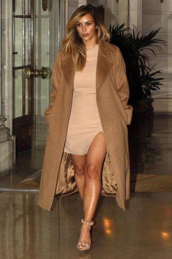Steal her look Kim Kardashian