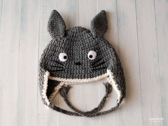 Patron Amigurumi Totoro Espanol : 73 best images about Lanukas on Pinterest Crochet ...