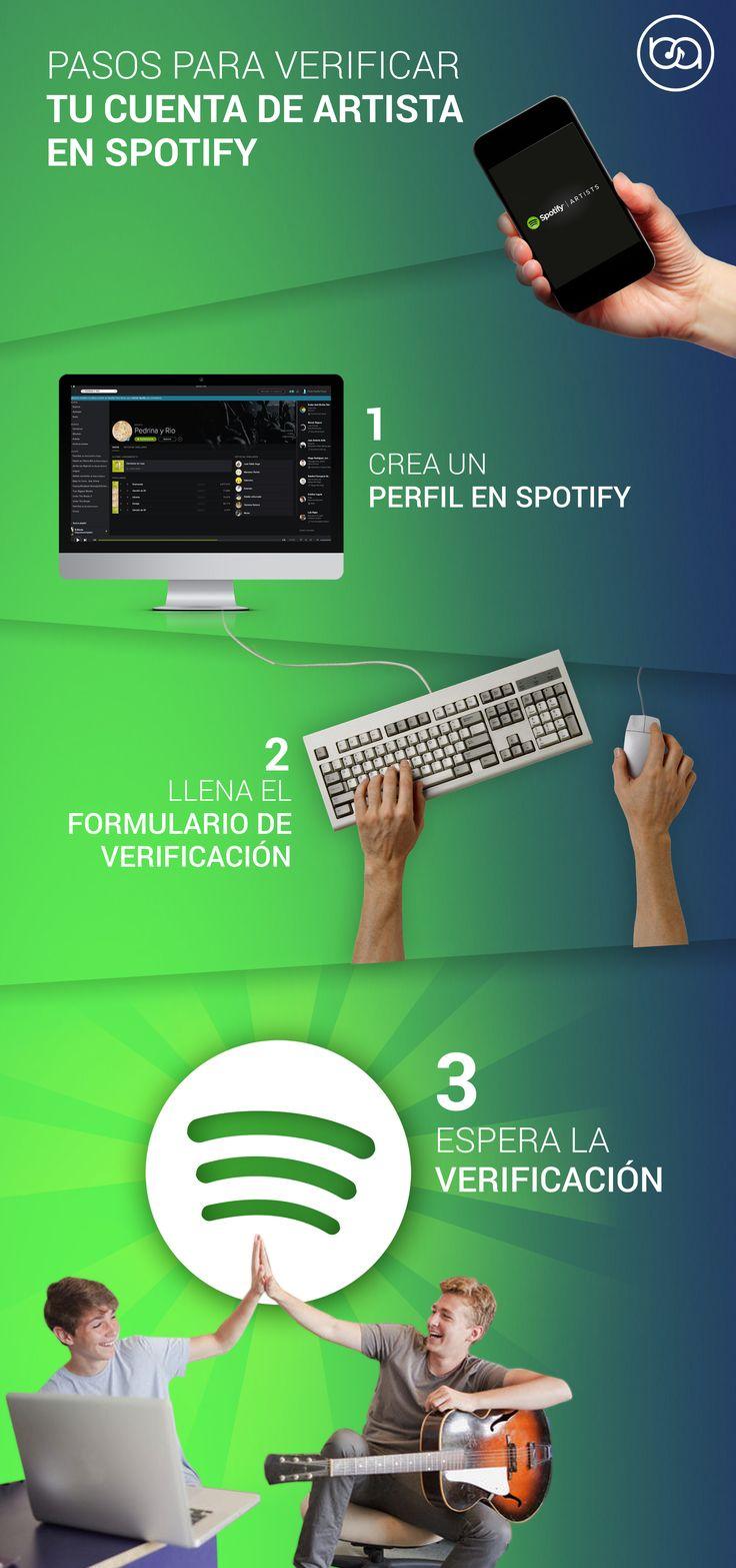 En solo tres pasos aprende a verificar tu cuenta de Spotify ► https://www.bquate.com/trends/verifica-tu-cuenta-de-spotify-en-solo-tres-pasos