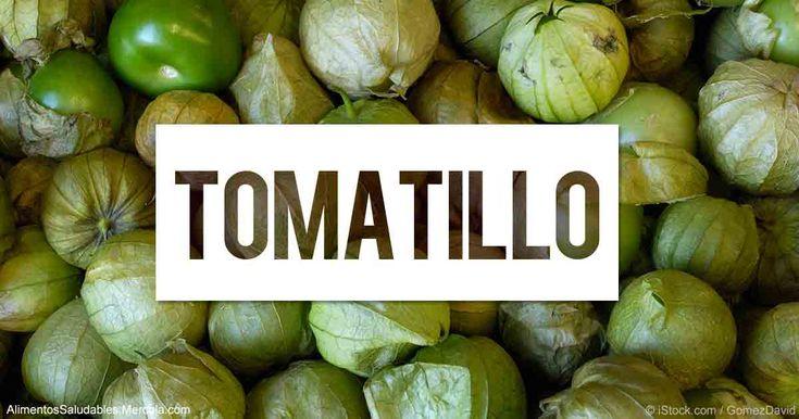 Aprenda más sobre el valor nutricional del tomatillo, beneficios de salud, recetas saludables, y otros datos curiosos para enriquecer su alimentación.