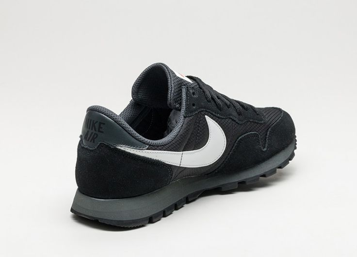 Nike Air Pegasus 83 (Black / Pure Platinum - Anthracite - White)