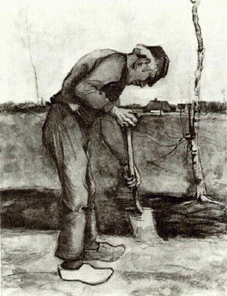 Digger - Vincent van Gogh