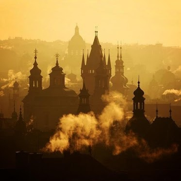 Prague ~ Looks and lends an air about itself that it is such an amazingly beautiful City....~smile~