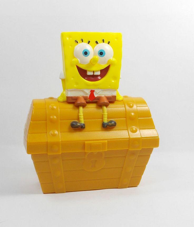 SpongeBob Squarepants - Toy Figure - Cake Topper B