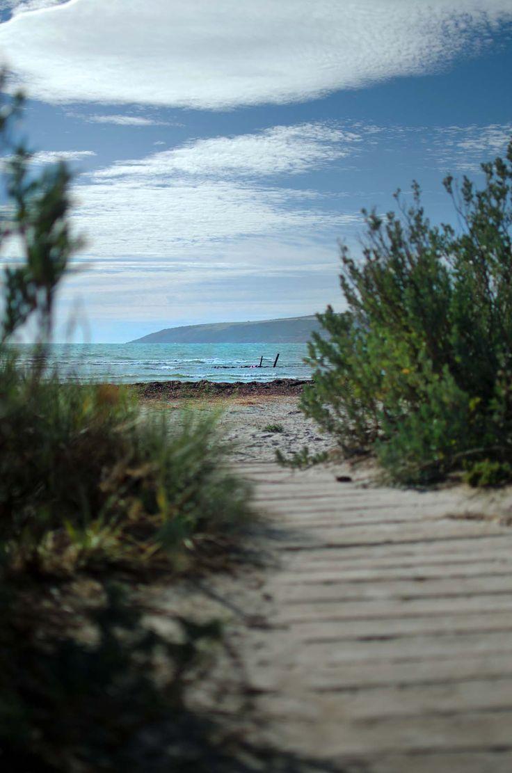 Emu Bay, Kangaroo Island | heneedsfood.com