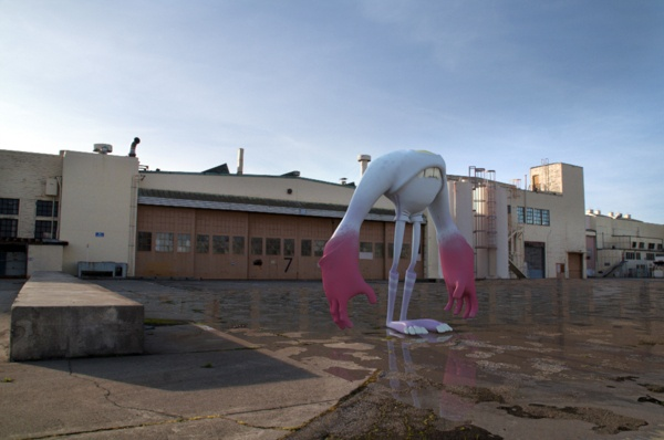 It's alive by Andre Lopes, via Behance