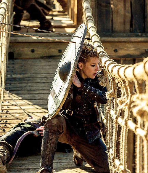 "Vikings Pinterest: Pocalda: """"Lagertha In On The Eve (4x19)"""""