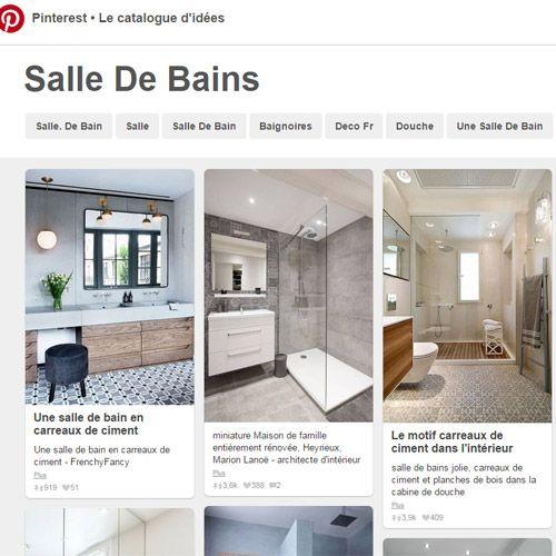 Les 626 meilleures images propos de groupe veille for Presentation salle de bain
