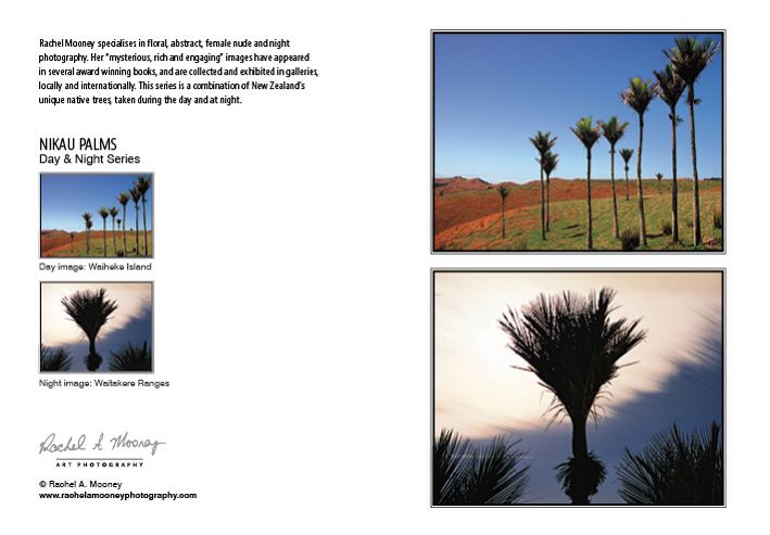 NZ inspired Art Cards #nznativetrees #artcards