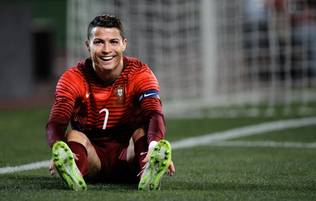 Cristiano Ronaldo  #famousabroad #portugal #interview #football