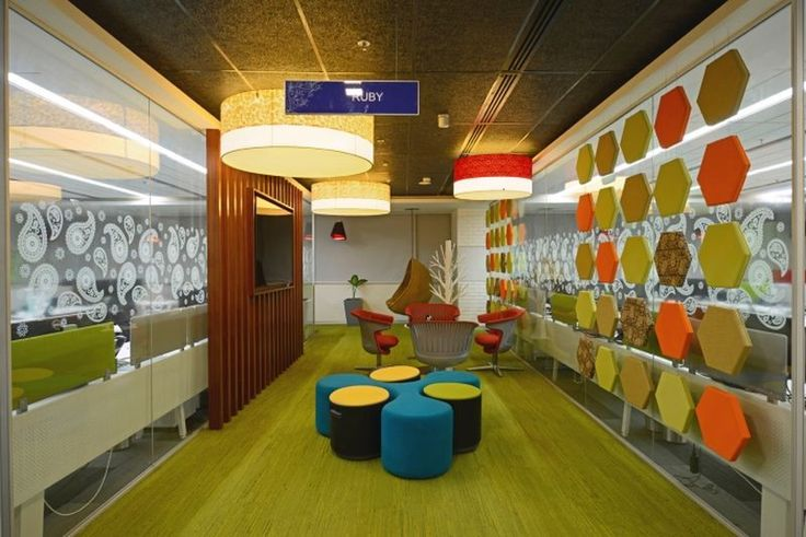 16 Office Spaces In India So Cool That You'll Wish You Worked There