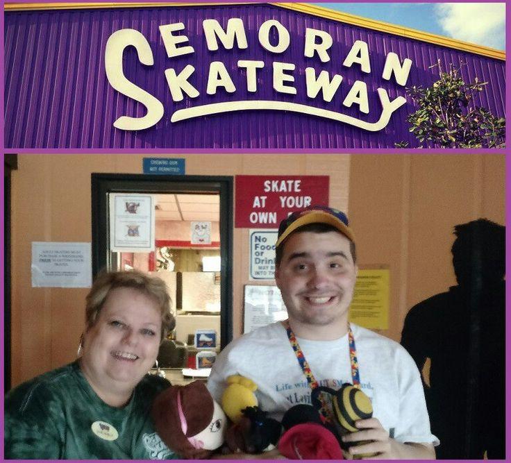 "Autism Welcomed Here at Semoran Skateway!"""