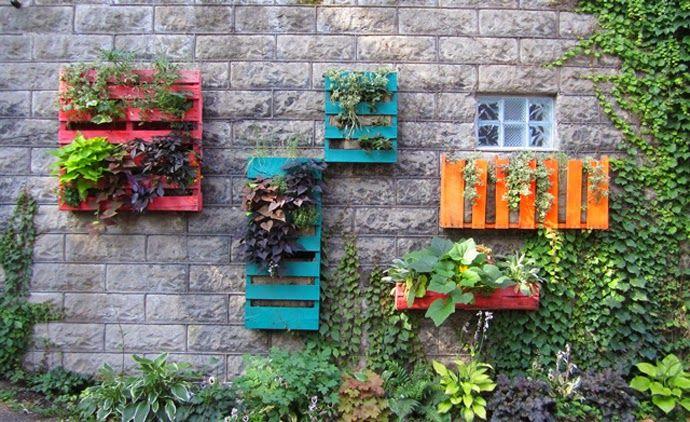 Ιδέες για κατασκευές από παλέτες για το σπίτι και τον κήπο