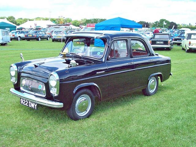 Ford Prefect 100E
