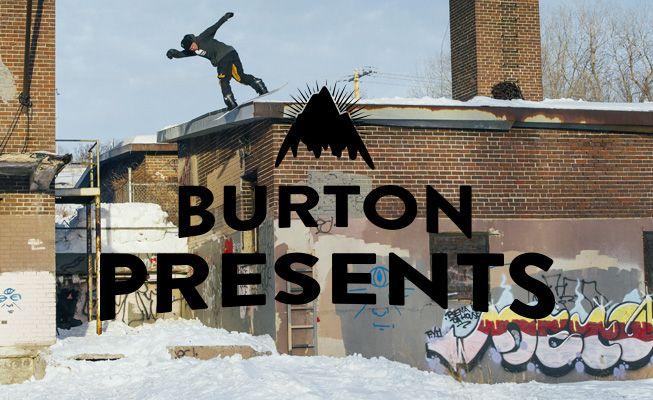 Zak Hale & Ethan Deiss Full Part - #BurtonPresents