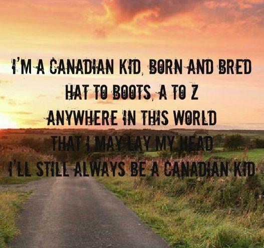 Brett Kissel - Canadian Kid