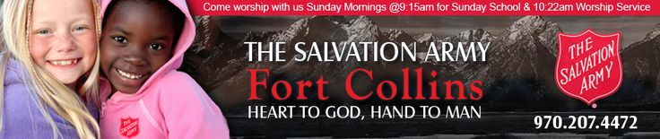 Come Worship With Us!  The Salvation Army is an international movement, and a evangelical part of the universal Christian church. Its message is based on the Bible. Its ministry is motivated by the love of God. Its mission is to preach the gospel of Jesus Christ and to meet human needs in His name without discrimination. Come worship with us on Sunday Morning at 10:22.  (: 9 am for Chapel and Sunday School