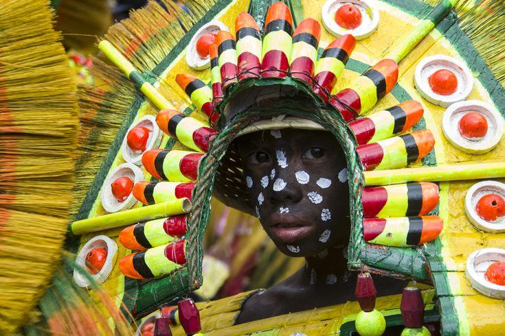Carnival - Ati-Atihan Festival (Kalibo), Philippines