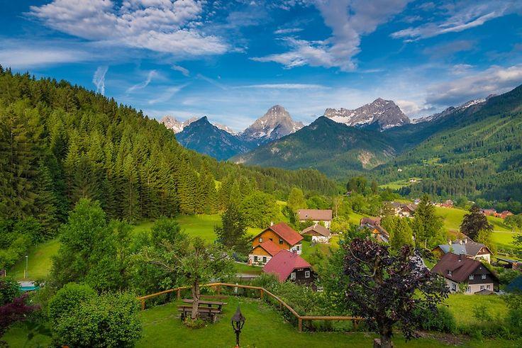 Hinterstoder, Austria