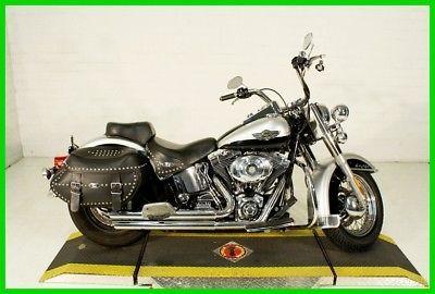 eBay: FLSTC - Heritage Softail Classic 2003 Harley-Davidson FLSTC - Heritage Softail Classic Used #motorcycles #biker
