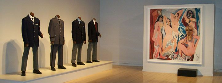looking: Fred Wilson. Objects and Installations 1979–2000  @CTSart #art #research #curator  www.creativethriftshop.com
