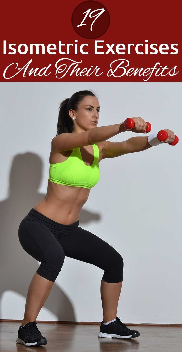 Top 19 Isometric Exercises And Their Benefits - Fitness Tricks