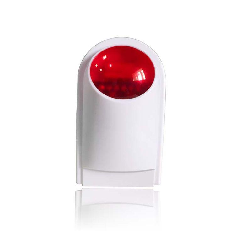 $25.00 (Buy here: https://alitems.com/g/1e8d114494ebda23ff8b16525dc3e8/?i=5&ulp=https%3A%2F%2Fwww.aliexpress.com%2Fitem%2F433MHz-Wireless-siren-volume-110dB-red-flash-strobe-light-outdoor-siren-for-security-alarm-system%2F32741776481.html ) 433MHz Wireless siren volume 110dB red flash strobe light outdoor siren for security alarm system for just $25.00