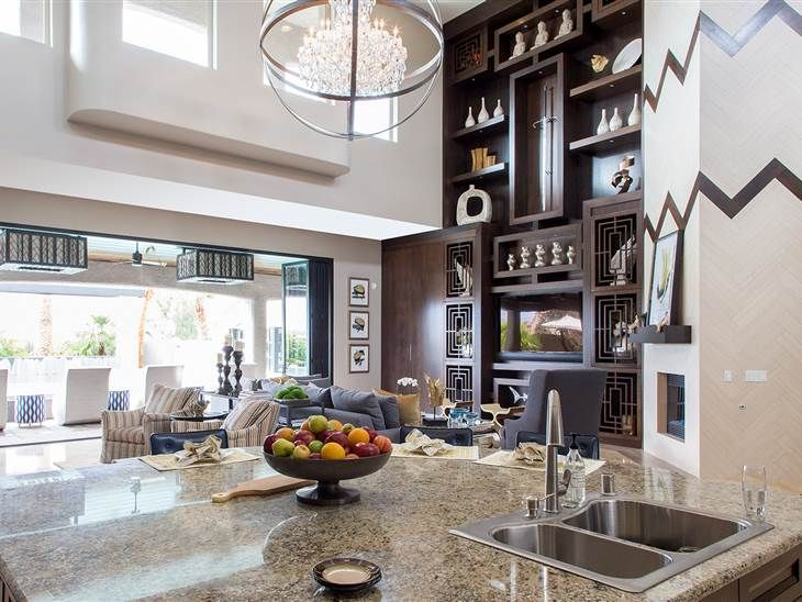 See How The Property Brothers Remodeled Their Own Las