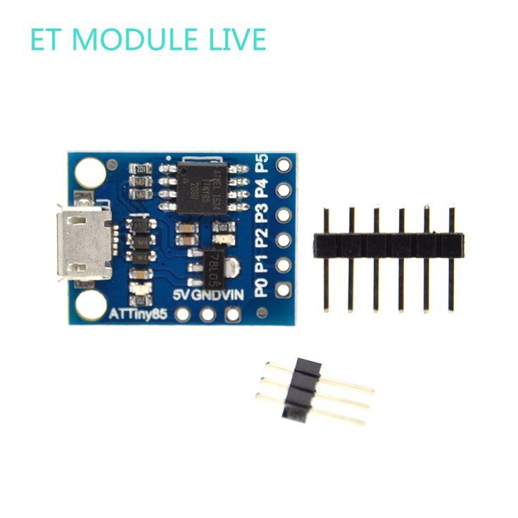 >> Click to Buy << Digispark kickstarter development board ATTINY85 module for Arduino usb #Affiliate